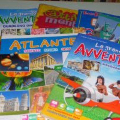 Dove mettere libri e quaderni scolastici dell'anno appena terminato?