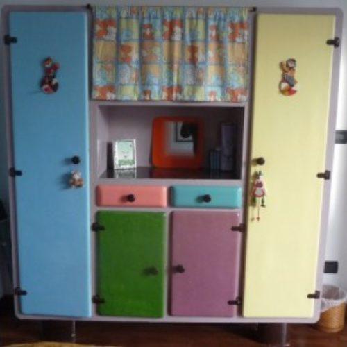 Il mio tempo risparmiato: l'armadio di Sofia