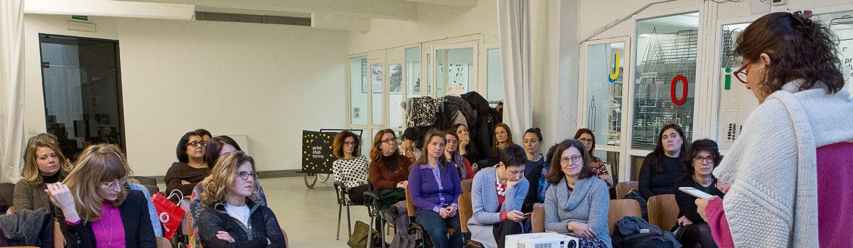 #Cyberlive Rete al Femminile Torino