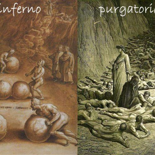 Dante e il problema dell'accumulo