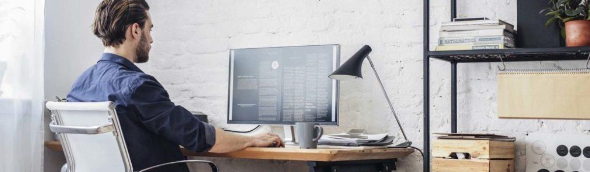 Ancora lavoro da remoto tuo malgrado? E' ora di crearsi uno spazio adatto!