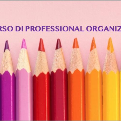 A marzo riparte il corso di Professional Organizing