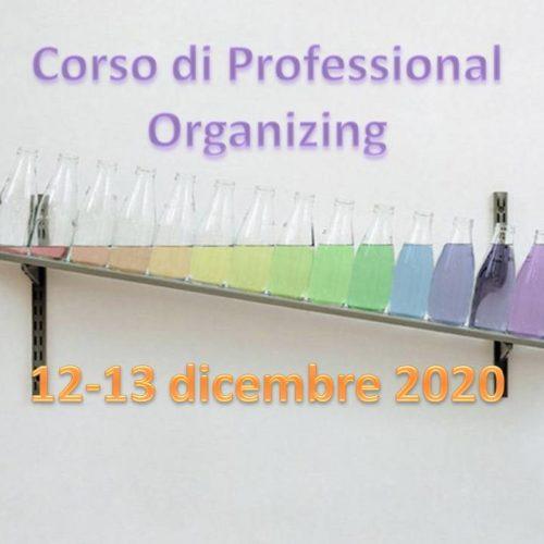 12 e 13 dicembre: riparte il corso di Professional Organizing